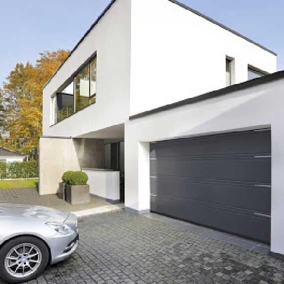 Instalación Puertas Automáticas - Puertas de Garaje - puerta-garaje-particular-conmpas-570x570.jpg